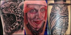 Experienced And Talented Color Realism Tattoo ArtistsTattoo Themes Idea | Tattoo Themes Idea