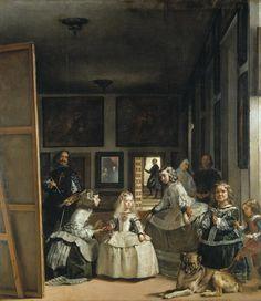Velázquez. Las Meninas. Museo del Prado. Madrid