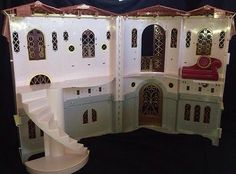 MGA Huge BRATZ The Movie Mansion Dollhouse Doll House Villa Playset 2Story 26""