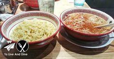 Tsujita's Tsukemen. Review link in bio! http://ift.tt/1UANncf #ToLiveAndDine #Foodie #Travel #Wanderlust #Comedy #Blog