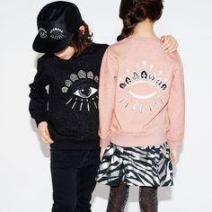 b845316af9 Kenzo Kids Exclusive Party Collection Eye Sweatshirt · Kids GirlsBaby ...