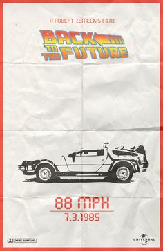 Back To The Future Poster by ~creatingsurreal on deviantART