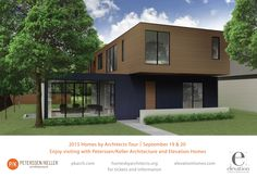 Midlwest Homes ad | Homes by Architects Tour | Summer 2015 | http://www.elevationhomes.com/