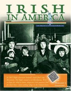 Examines the history of Irish immigration to the United States, discussing why the Irish came, what their lives were like after they arrived, where they settled, and customs they brought from home.