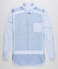 Comme des Garçons SHIRT Patchwork Shirt