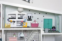 lundby doll house renovation | this modern life