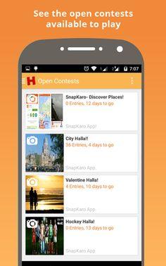 Halla Mobile App! on Pinterest