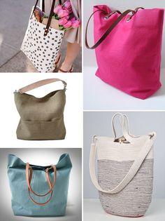 anunkblog: Summer bags Repinned by RainyDayEmbrdry www.etsy.com/shop/RainyDayEmbroidery
