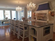 Stone Pond House: Kitchen: complete kitchen tour on site!