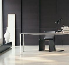 Glove Dining Chair by Molteni & C