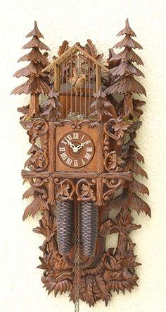 Cuckoo Kingdom, Inc Store - Black Forest Cuckoo Clock of the Year 2003, Model