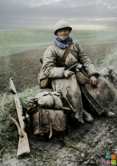 Image result for ww1 French Chasseur soldiers