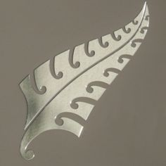 Large silver fern  on Lish, $24.95