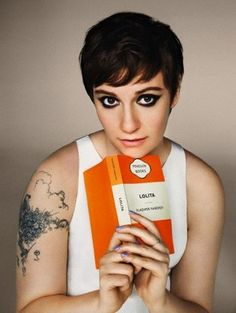 Photo of Lena Dunham Photoshoot for fans of Lena Dunham.