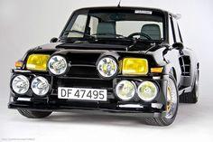 Renault 5 Turbo 2 Maxi