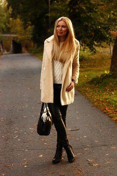 Autumn outfit / Kia Karin blog