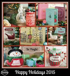 Holiday 2015  Shop at:  https://tracytodaro.scentsy.us or follow me on Facebook at:  Tracy Todaro Independent Scentsy Consultant