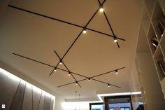 Salon styl Minimalistyczny - zdjęcie od ARB+ Pracownia architektoniczna - Salon - Styl Minimalistyczny - ARB+ Pracownia architektoniczna