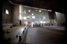 Photo by Pieter Morlion Le Corbusier's Notre Dame du Haut, Ronchamp, FR found via archdaily.net http://ad009cdnb.archdaily.net/wp-content/uploads/2010/10/1288287366-ronchamp-pieter-morlion-528x352.jpg