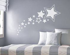 pastel star wall decal - Google Search