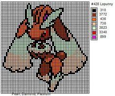 428 Lopunny by cdbvulpix.deviantart.com on @deviantART