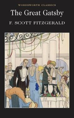 The Great Gatsby - just reread this, so good!  Can't wait to see Leo as Jay Gatsby...