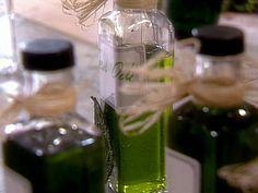 Basil Oil and Cinnamon Oil