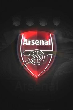 Arsenal logo free download arsenal fc logo hd wallpapers for Arsenal mural wallpaper