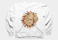 Night Fall Sweatshirt By LouJah Design By Humans  #DBH #designbyhuman #sweatshirt #pullover