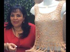 Captivating Crochet a Bodycon Dress Top Ideas. Dazzling Crochet a Bodycon Dress Top Ideas. Crochet Fabric, Crochet Blouse, Bead Crochet, Crochet Stitches, Crochet Bikini, Knit Crochet, Crochet Patterns, Cardigans Crochet, Crochet Clothes