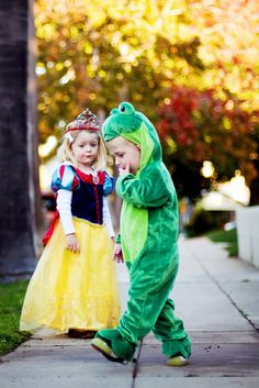 If I kiss you, will I become a frog?