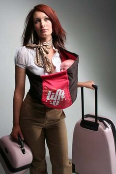 Lifft sling -- She can do it all!