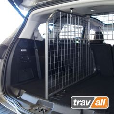 Travall Divider For Ford S Max This Wire Mesh Divider Is Designed To Keep Your Dog Securely And Separately In The Boot