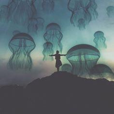 """Auf einen kleinen Ausflug in seine """"Surreal Worlds"""" lädt uns heute der italienische Fotograf Charlie Davoli ein."""