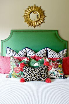 Dimples and Tangles: THE SECRET TO PRETTY PILLOWS {AND A MONEY SAVING TIP}
