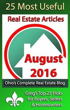 Best real estate blog august 2016 http://www.swohiorealestate.com/blog/real-estate-blog-articles-august-2016.html