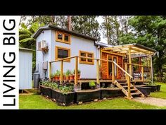 Note- may be the best trunk toilet that I've seen.  It is smaller in that the trunk is the tiolet and not in the toilet.  My name is Bryce, and I'm passionate about small space design. Join me on my travels as I journey to find the very best tiny homes, alternative dwellings and...