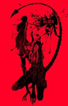 Alien / Ridley Scott.