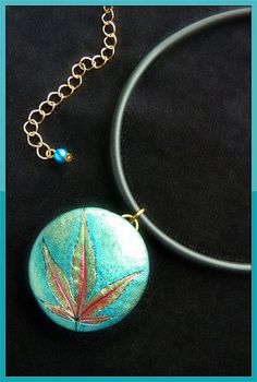 SOLD - polymer clay