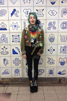 Chloe Norgaard shares with us her fashion and style choices, Day 23