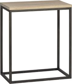 Neptune Carter Rectangular Side Table | Side Tables