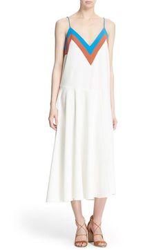 Milly Zigzag Stripe Dress
