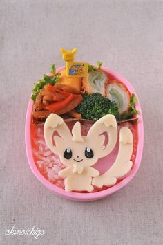 Cute pokemon  bento