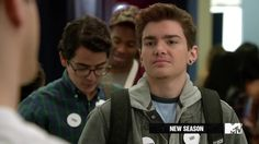 """So good to see teen transgender on TV, specially FTM. Faking It is overcoming so many """"taboos"""", so proud of it!"""