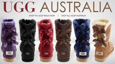 Ugg Bailey Bow, UGG Australia