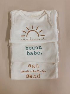 Timeless, modern, gender neutral designs on baby bodysuits and toddler tees. Organic Baby Clothes, Baby & Toddler Clothing, Toddler Outfits, Infant Toddler, Boho Baby Shower, Baby Shower Gifts, My Little Baby, Baby Milestones, Natural Baby