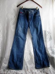 Steve-Madden-Blue-Jeans-size-5-6