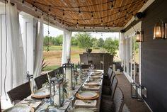 Jerome Village Lot 125 - traditional - patio - columbus - Romanelli & Hughes Custom Home Builders