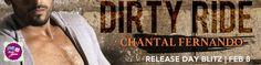 Dirty Ride (Wind Dragons MC #3.5) by Chantal Fernando - Release Day Blitz