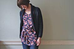 Ravelry: Aslant pattern by Cecily Glowik MacDonald